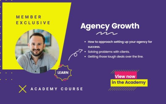 Agency Growth